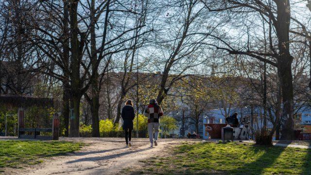 ドイツ 公園