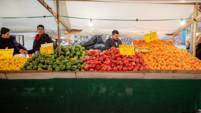 ベルリン トルコマーケット